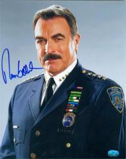 Tom Selleck autographed 8x10 photo (Blue Bloods New York Police Commissioner) Image #SC3