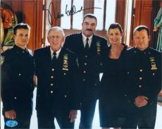 Tom Selleck autographed 8x10 photo (Blue Bloods New York Police Commissioner) Image #SC5