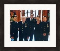 Tom Selleck autographed 8x10 photo (Blue Bloods New York Police Commissioner) #SC5 Matted & Framed