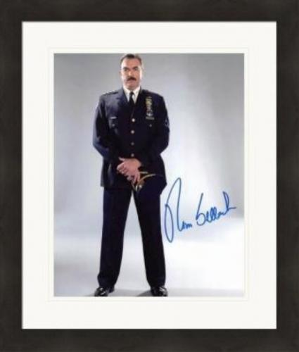 Tom Selleck autographed 8x10 photo (Blue Bloods New York Police Commissioner) #SC7 Matted & Framed
