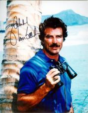 Tom Selleck autographed 8x10 photo (Magnum PI) Image #SC14