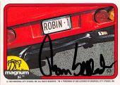 Tom Selleck autographed trading card Magnum PI 1982 #53 SC