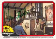 Tom Selleck autographed trading card Magnum PI 1982 #56 SC