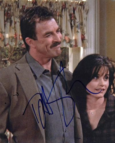 Tom Selleck Friends Signed 8x10 Photo Autographed BAS #D78144
