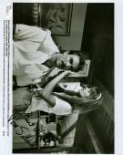 Tom Selleck Her Alibi Signed Jsa Certed 8x10 Photo Authenticated Autograph