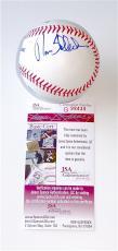 Tom Selleck Mr. Baseball Signed Major League Baseball Jsa Coa G99434