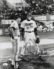 Tom Selleck Signed Mr. Baseball 11x14 Photo Jsa Coa N37845