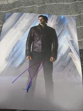 TOM WELLING SIGNED AUTOGRAPH 8x10 SMALLVILLE SUPERMAN PROMO IN PERSON COA AUTO N