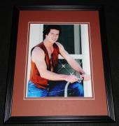 Tom Wopat Framed 8x10 Photo Poster The Dukes of Hazzard