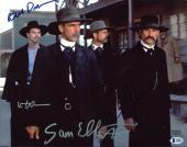 Tombstone (4) Russell, Paxson, Kilmer & Elliott Signed 11X14 Photo BAS #A80841
