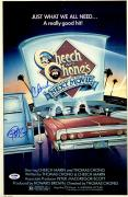 "Tommy Chong & Cheech Marin Autographed 12"" x 18"" Cheech & Chong's Next Movie Movie Poster - PSA/DNA COA"