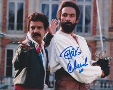 Tommy Chong & Cheech Marin Signed Autograph 8x10 Photo The Corsican Brothers