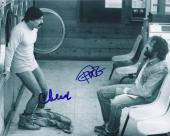 Tommy Chong & Cheech Marin Signed Autograph 8x10 Photo Things Are Tough All Over