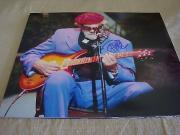 Tommy Chong Signed 8x10 Photo w/coa Up in Smoke Proof