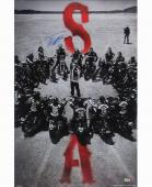 Tommy Flanagan Signed Sons Of Anarchy Circle of Bikes 36x24 Poster