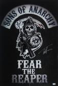 Tommy Flanagan Signed Sons Of Anarchy Fear the Reaper 36x24 Poster
