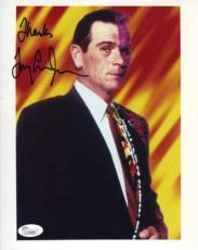 Tommy Lee Jones Batman Autographed Signed 8x10 Photo Certified Authentic JSA COA