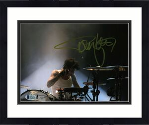 Tommy Lee Motley Crue Signed 8x10 Photo Autographed BAS #D78370