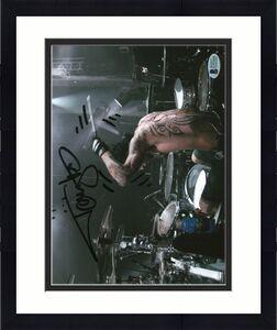 Tommy Lee Motley Crue Signed 8x10 Photo Autographed BAS #E35309