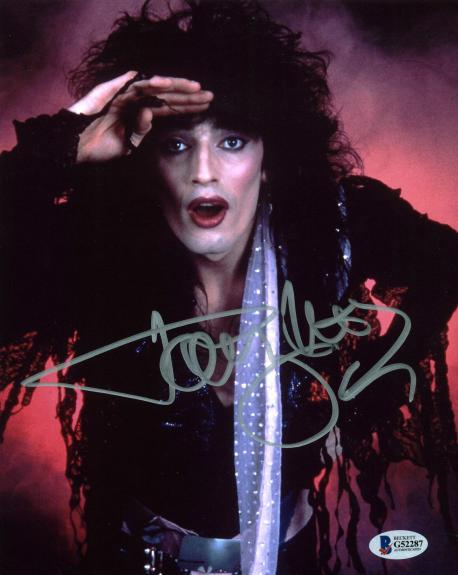Tommy Lee Motley Crue Signed 8x10 Photo Autographed BAS #G52287
