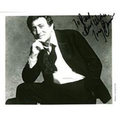 Tony Bennett Autographed / Signed Black & White 8x10 Photo