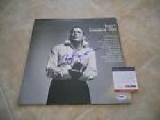 Tony Bennett Greatest Hits Signed Autographed Album LP PSA Certified