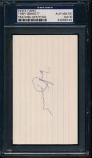 Tony Bennett Index Card PSA/DNA Certified Authentic Auto Autograph Signed *6746