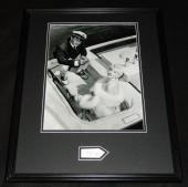 Tony Curtis Signed Framed 16x20 Photo Display Some Like It Hot w/Marilyn Monroe