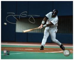 "Tony Gwynn San Diego Padres Autographed 8"" x 10"" Swinging Photograph"