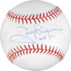 "Tony Gwynn San Diego Padres Autographed Baseball with ""HOF 07"" Inscription (PSA/DNA)"