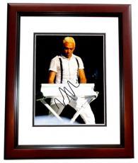 Tony Kanal Signed - Autographed No Doubt 8x10 inch Photo MAHOGANY CUSTOM FRAME - Guaranteed to pass PSA or JSA