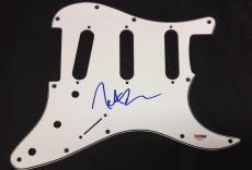 Tony Kanal Signed Guitar Pick Guard PSA/DNA  Cert# Z78007