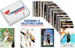 Tony Parker San Antonio Spurs Collectible 15 Card Lot