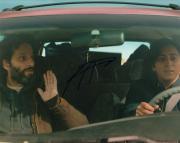 TONY REVOLORI signed (THE LONG DUMB ROAD) Movie 8X10 photo *NAT* W/COA