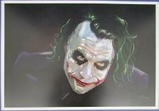 Tony Santiago Joker Batman 13x19 Print 127133