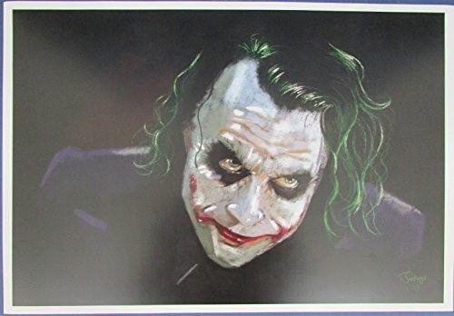 Tony Santiago Joker Batman 13x19 Print 127133
