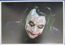 Tony Santiago Joker Batman 13x19 Print 127134