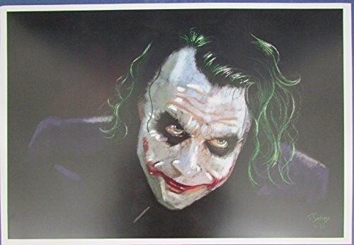 Tony Santiago Joker Batman 13x19 Print 127134