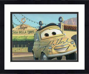 Tony Shalhoub Signed Autograph 8x10 Photo - Cars, Monk, The Marvelous Mrs Maisel