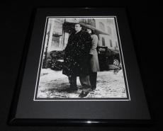 Tony Soprano & Dr Melfi Framed 11x14 Photo Display The Sopranos James Gandolfini
