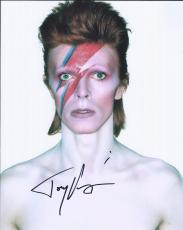 Tony Visconti Signed Autographed 8x10 Photo David Bowie Music Producer