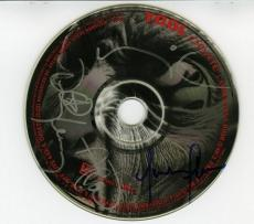 Tool Band Opiate Autographed Signed CD Certified Authentic Beckett BAS AFTAL COA