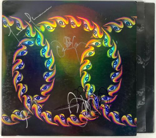 Tool Band Signed Autographs Lateralus Album ULTRA RARE All 4 Members! JSA COA