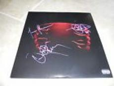 Tool Undertow Signed Autographed LP x3 Danny Adam & Justin PSA Guaranteed