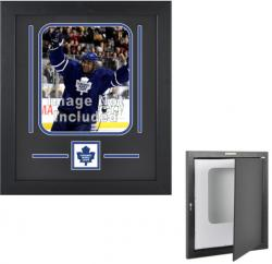 Toronto Maple Leafs Vertical 8'' x 10'' Photo Display Case - Mounted Memories