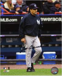 "Joe Torre New York Yankees Autographed 8"" x 10"" Walking Photograph"
