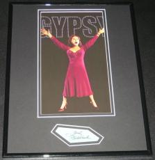 Tovah Feldshuh Signed Framed 11x14 Photo Poster Display Gypsy
