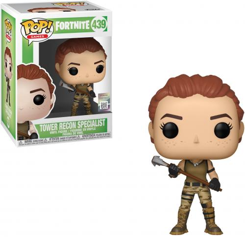 Tower Recon Specialist #439 Fortnite Funko Pop!