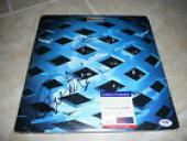 Townsend Daltrey Tho Who Tommy Signed Autographed LP Album Record PSA Certified