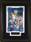 Toy Story 3 - Tom Hanks Tim Allen Signed 11x17 Poster